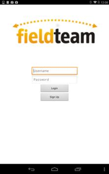 Fieldteam apk screenshot
