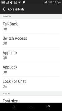 Lock For Chat screenshot 5