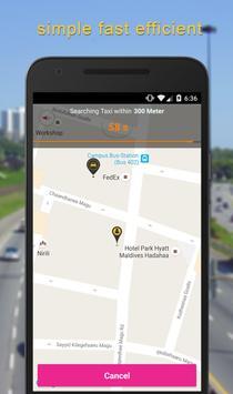 TaxiYageen Passenger screenshot 3