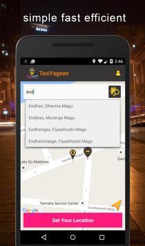 TaxiYageen Passenger screenshot 2