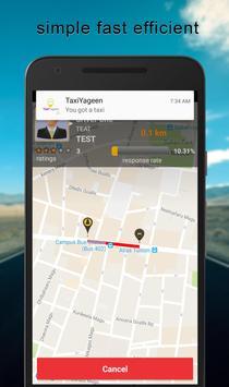 TaxiYageen Passenger screenshot 4