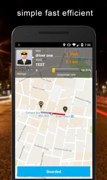 TaxiYageen Passenger screenshot 5