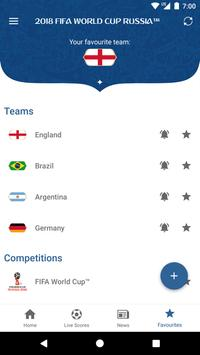 2018 FIFA World Cup Russia™ Official App apk screenshot