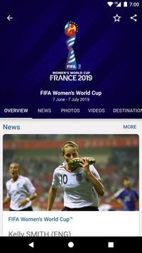 FIFA - Tournaments, Soccer News & Live Scores apk screenshot