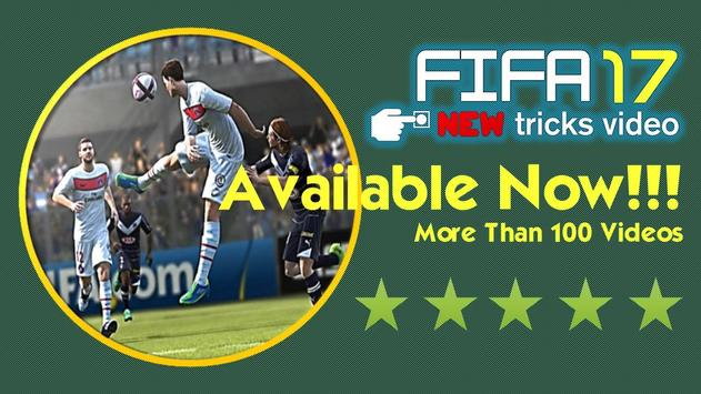 New Tricks FIFA 17 Video poster
