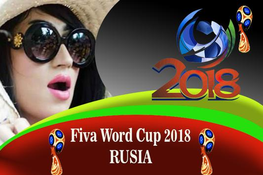 Fifa Word Cup photo frame poster