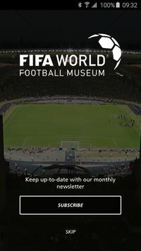 FIFA World Football Museum poster