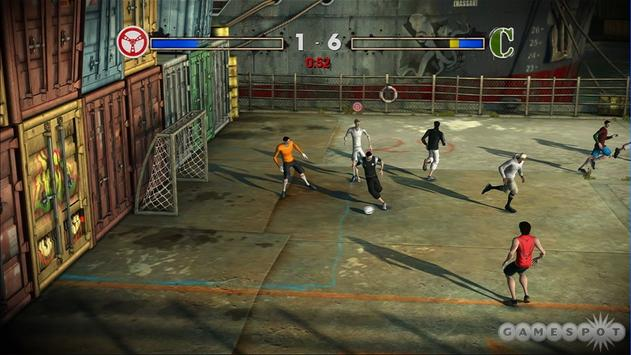 Game Tips For FIFA STREET 17 apk screenshot