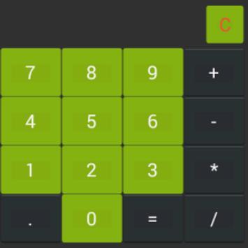 SciCalc: Wear calculator apk screenshot