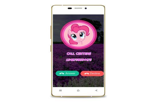 fack call from Pinkie screenshot 1