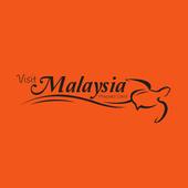 Visit Malaysia Prepaid Card icon