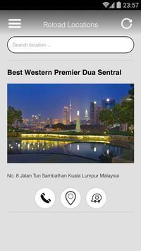 Visit Malaysia Prepaid Card apk screenshot