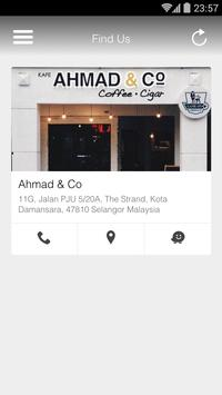 Ahmad & Co screenshot 3