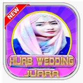 Hijab Wedding Juara icon