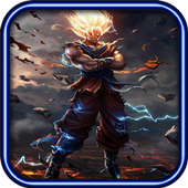 Dragon Saiyan 3 Battle icon