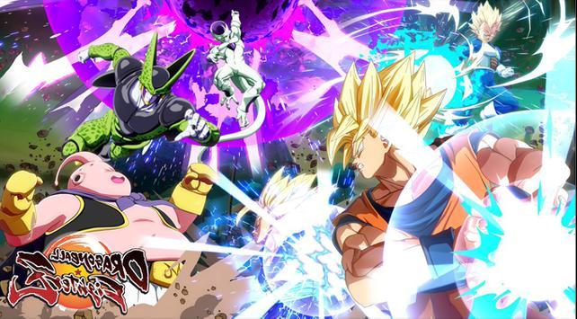 Dragon Saiyan 3 Battle screenshot 1