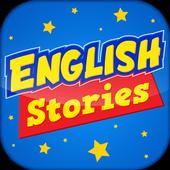 Short English stories icon