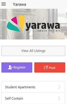 Yarawa poster