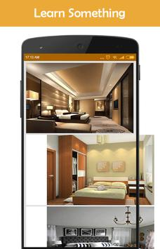 Bedroom Design Ideas screenshot 2