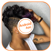 Hairstyle for African Women icon