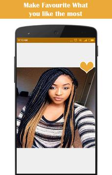 Hairstyle for African Women screenshot 1