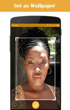 Hairstyle for African Women screenshot 2