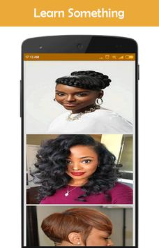 Hairstyle for African Women screenshot 3