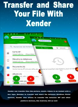 Free Xender File Transfer : New version guide screenshot 1
