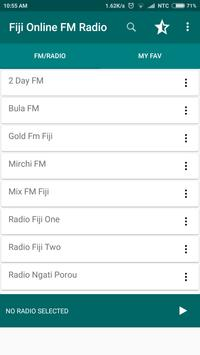 Fiji Online FM Radio screenshot 7