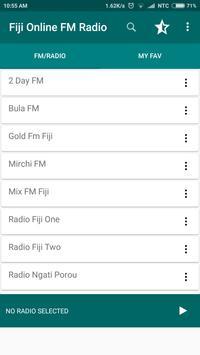 Fiji Online FM Radio screenshot 1