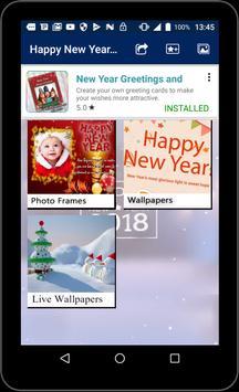 New Year Greetings and Frames screenshot 7