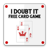 I Doubt it Free Card Game icon