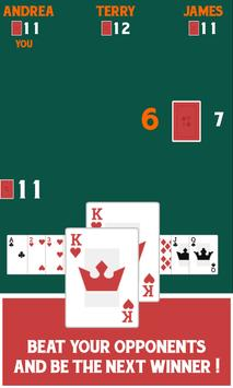 I Doubt it Free Card Game screenshot 2