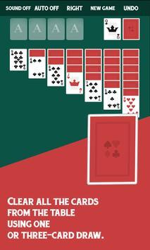 Klondike Free Card Game screenshot 1