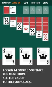 Klondike Free Card Game screenshot 2