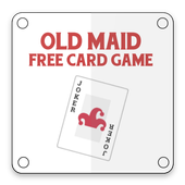 Old Maid Free Card Game icon