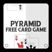 Pyramid Free Card Game icon