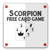 Scorpion Free Card Game icon