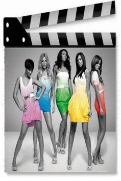 Film Photo Frames Effect DIY poster