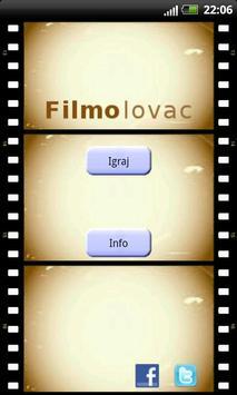 Filmolovac poster