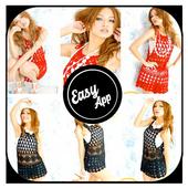 Diy Crochet Tunic Dress icon