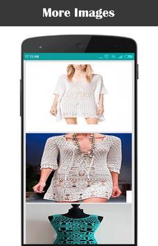 Diy Crochet Tunic Dress poster