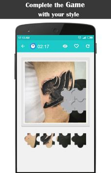 3D Tattoo Design Ideas apk screenshot