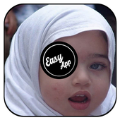 Hijab Cute For Kids icon