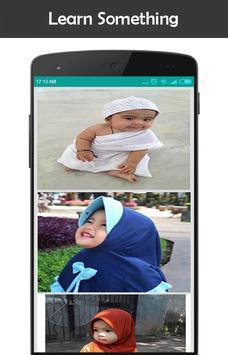 Hijab Cute For Kids screenshot 3