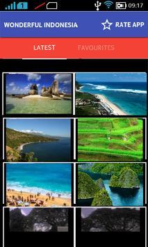 Wonderful Indonesia Wallpaper apk screenshot