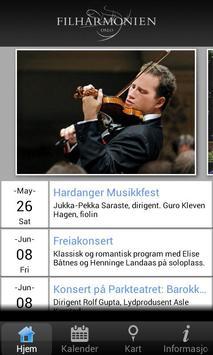 Oslo-Filharmonien poster