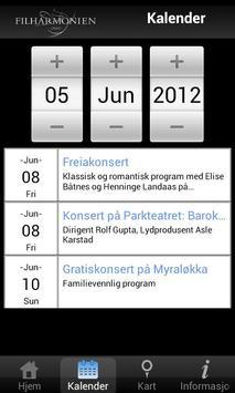 Oslo-Filharmonien screenshot 1