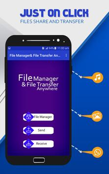 File Manager & File Transfer Anywhere screenshot 4
