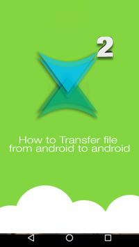 New Xender File Trasnfer and Share Tips poster